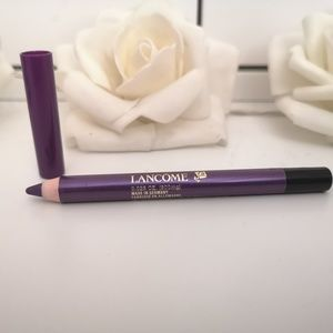 🔵3/$10 Lancome Purple EYELINER ampoule pencil lin
